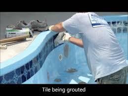 fiberglass swimming pool resurfacing aquaguard 5000 epoxy pool