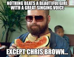 Funny Chris Brown Memes - except chris brown funny pictures quotes memes funny images