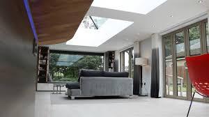 stunning contemporary rooflights