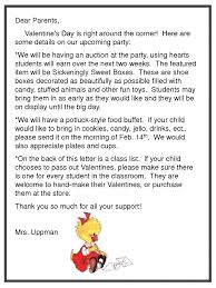 template valentines day letter templates
