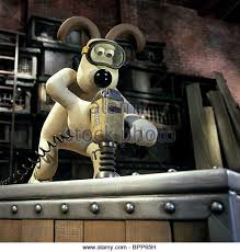 Wallace And Gromit Hutch Steve Box Wallace Gromit Curse Stock Photos U0026 Steve Box Wallace