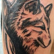 pure tribal tattoo tribal neck tattoo on tattoochief com