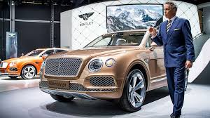 suv bentley 2017 price bentley bentayga suv launched in india youtube