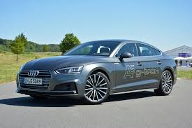 audi a5 modified audi a5 sportback g tron first drive of natural gas luxury sport