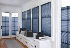 awesome blue wodoen window frames with white wooden wall paneling