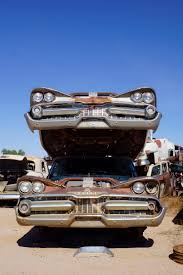 car junkyard arizona rust never sleeps but sometimes it takes a vacation the