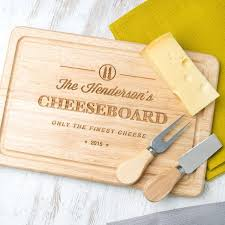 engraved cheese board personalised engraved chopping boards from dust and things