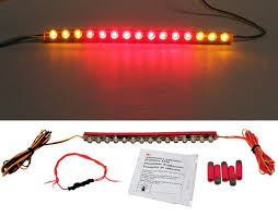 what is integrated led lighting integrated led light bar from custom dynamics