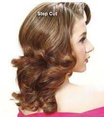 www step cut hairstyle that looks curly hair step cut hairstyle for curly hair luxury wodip com