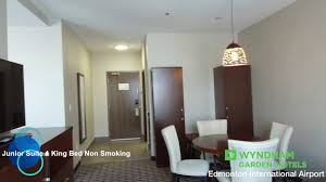 junior suite 1 king bed non smoking youtube