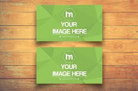 Business Cards Front And Back Business Card Front And Back Mockup Generator Mediamodifier