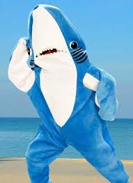 Shark Costume Halloween 25 Left Shark Costume Ideas Beach Style Punch