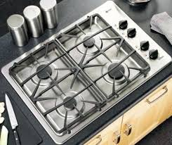 Ge Profile Glass Cooktop Replacement Kitchen Wonderful Ge Profile 30 In Gas On Glass Cooktop Stainless