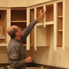 How To Do Kitchen Cabinets Yourself Refinishing Kitchen Cabinets Diy