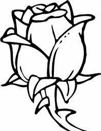imagenes para colorear rosas resultado de imagen para rosas para dibujar w pinterest para