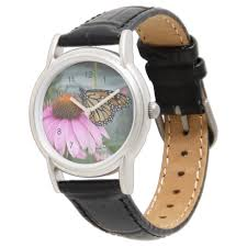 monarch butterfly wristwatch zazzle com