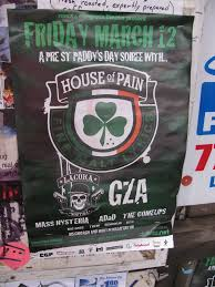 House Of Pain House Of Pain And Gza I Went To This Show It Was Great U U2026 Flickr