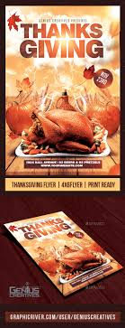 thanksgiving flyer template v2 by geniuscreatives graphicriver