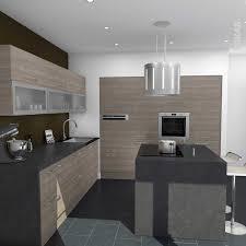 cuisine bois blanchi cuisine en bois blanc fabulous indogate idee deco cuisine annee