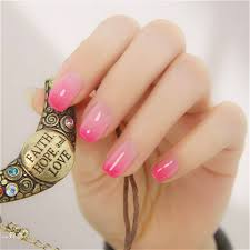 perfect summer uv gel nail polish temperature color change gel led