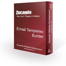 email templates builder zen cart free plugins