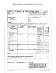 insurance certificate best design sertificate 2017