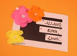 make cards online how to make simple greeting cards greeting card crafts project