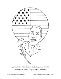 8 Printout Activities For Martin Luther King Day Dr Martin Luther King Jr Coloring Pages