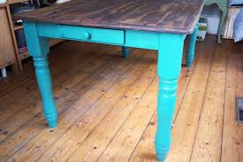 stained table top painted legs custom listing for jen refurbished farmhouse vintage dining table