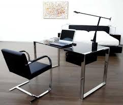 office desk writing desk l shaped desk black glass desk glass