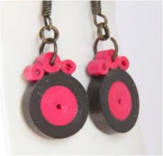 earrings paper top 10 adorable diy paper earrings top inspired