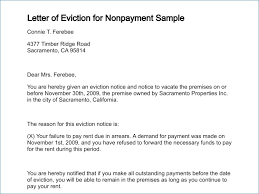 sle eviction notice late rent late rent notice template images template design ideas