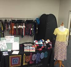 Clothing Vendors For Boutiques Lularoe Vendor Event Idea Lularoe Business Ideas Pinterest