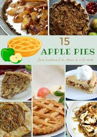 mod e de cuisine uip 15 apple pie recipes from traditional to á la mode