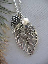 silver leaf necklace pendant images Miracle leaf necklace best necklace jpg