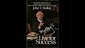 review of live for success by john t molloy youtube