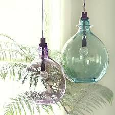 Purple Pendant Light Shade Purple Pendant Light Glass Picture Gallery Of Glass Pendant Lights