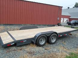 Red Barn Trailers 2017 Lamar 20 Ft 10000 Gvw Beaver Tail In Ludlow Ma Red Barn