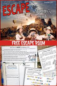 escape room breakout end of year this free resource is