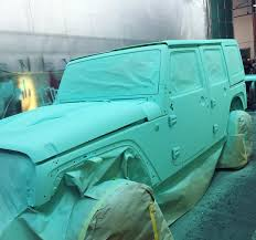 tiffany blue jeep jeep jeeplife rubicon custom on instagram