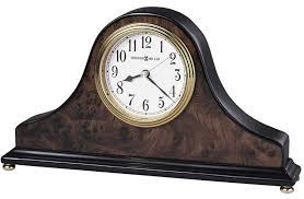 Wood Desk Clock Furniture Antique Brown Vintage Wood Desk Clock 12 Fabulous Home