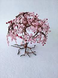 amazon com cherry blossom tree home decor mantelpiece office