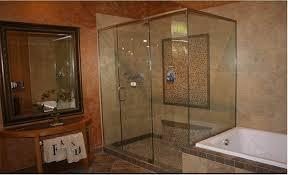 Glass Door For Bathroom Shower Interior Frameless Glass Shower Doors Pictures Of Sho Pretty