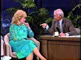 sandi patty on the tonight show with johnny carson in 1986