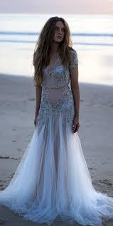 wedding dress blue 51 wedding dresses for destination weddings
