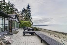 Lakefront Getaway 3 Bd Vacation Rental In Wa by Home Port 4 Bd Vacation Rental In Vashon Wa Vacasa