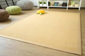 Area Rugs Direct Well Made New Fiber Area Rug In Maize For Sisal Rugs Sisal