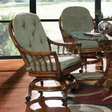 Dining Chairs With Casters Dining Room Chairs