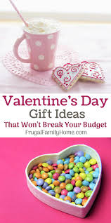 5 frugal gift ideas for your valentine