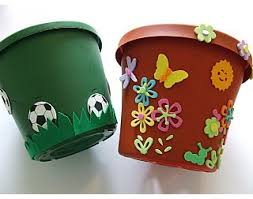 amazing flower pot decoration ideas for kids decorating ideas